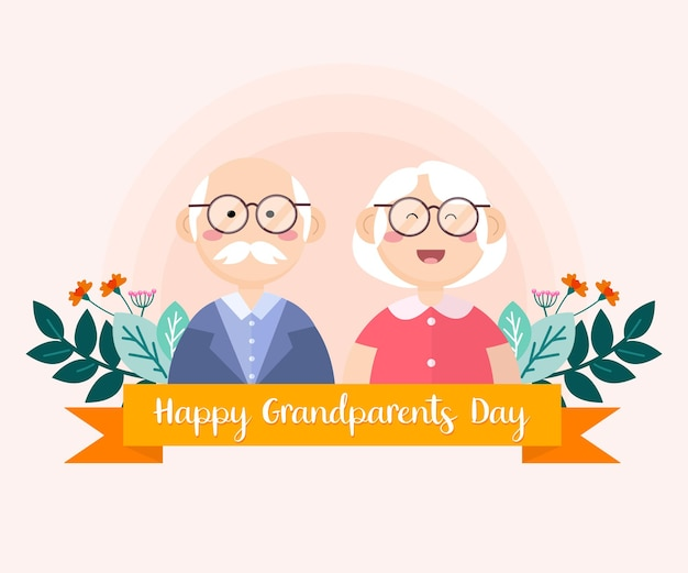 Grandparents day is celebrated to show the bond between grandparents and grandchildren.