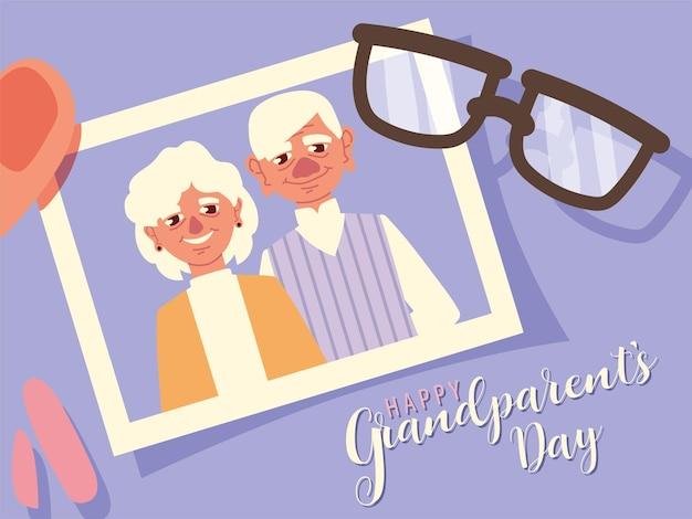 Grandparents day picture