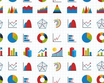 グラフと図のパターン