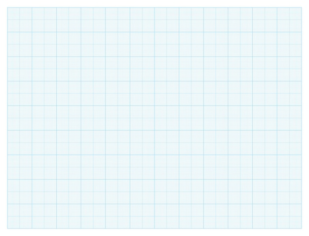 Graph paper millimeter grid blue pattern for drawings engineering projects architects
