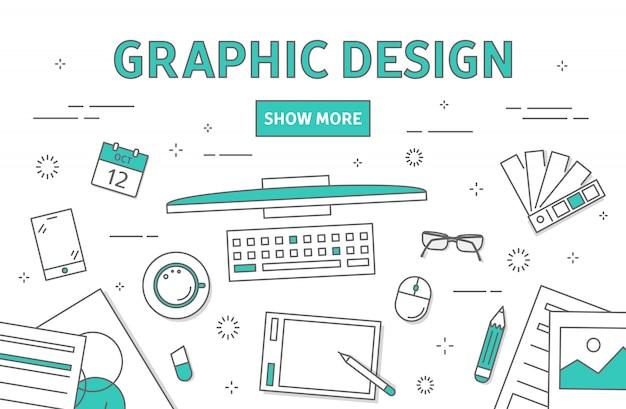 Graphic  concept.