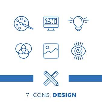 Graphic design, creative package