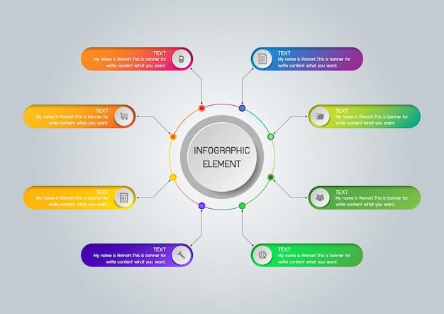 Graphic for presentation