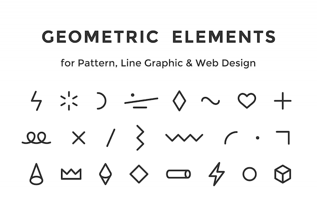 Graphic style elements