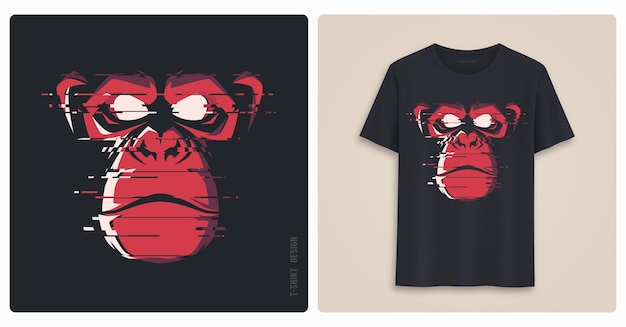 Graphic tee shirt design