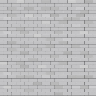 Gray brick wall abstract background