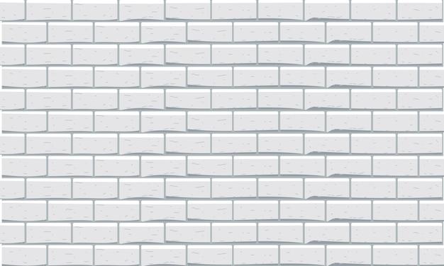 Gray brick wall pattern