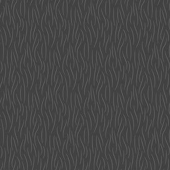 회색 모피 질감 추상적인 배경 완벽 한 패턴입니다. 벡터 일러스트 레이 션.