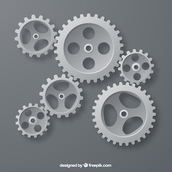 Gray gears