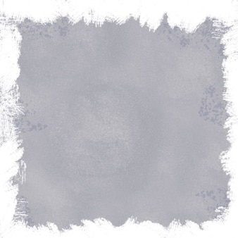 Gray grunge background with white border