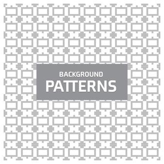 Gray pixel pattern