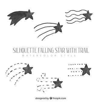 Коллекция серой звезды