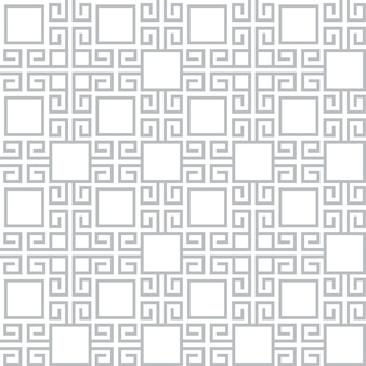 Gray and white texture ethnic style seamless pattern