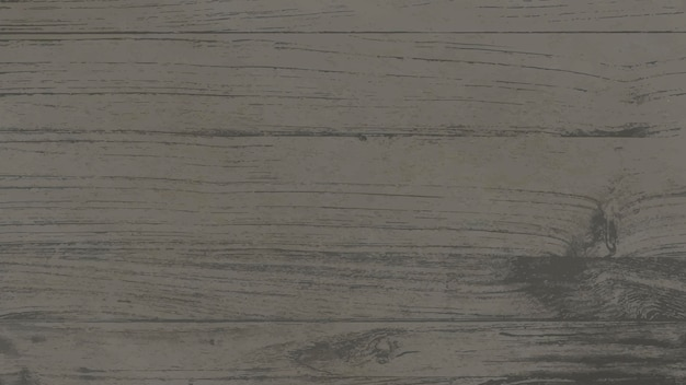 Gray wooden textured blog banner background vector