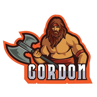 Grdon e sports logo