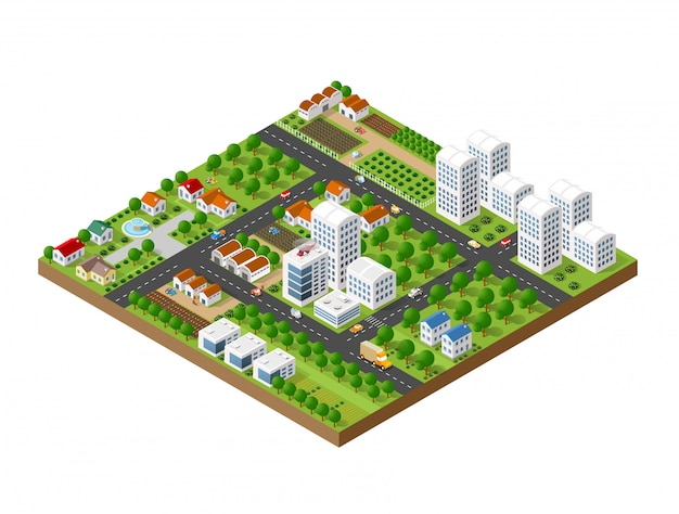 Great 3d metropolis