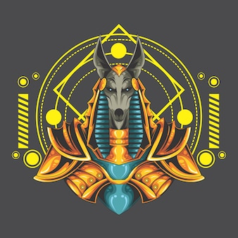 Great anubis