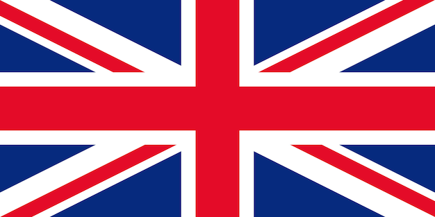 Great britain flag.