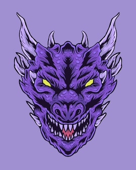 Иллюстрация великого дракона