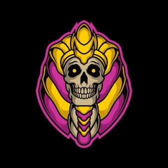 Great egyptian skull