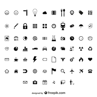 Great web icons collection