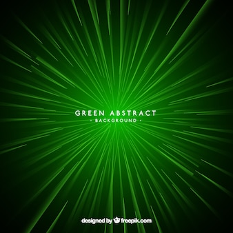 Green abstract background with modern style