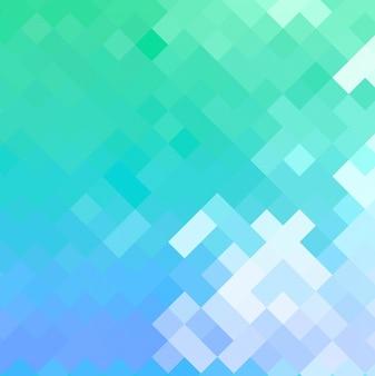 Красочный фон мозаики