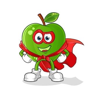 Герои зеленого яблока