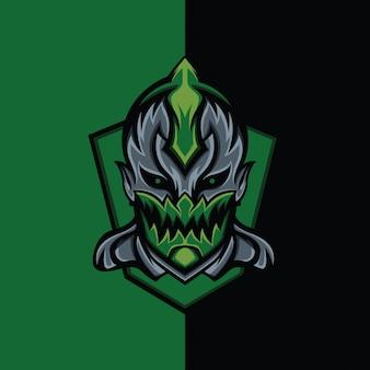 Green assassin devil