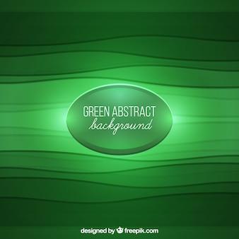Sfondo verde con linee