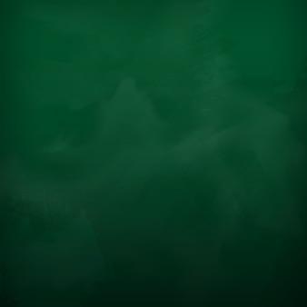Green blackboard abstract background