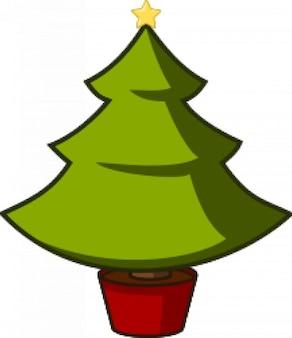 Bottom Of Christmas Tree