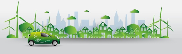 Green city save the world