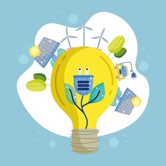 Альтернативные и возобновляемые источники зеленой энергии