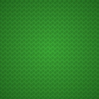 Green geometric background, patricks day colors
