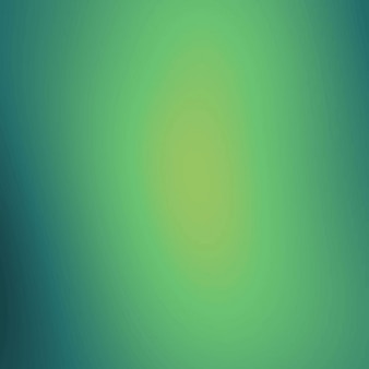 Green gradient abstract background