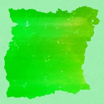 Astratto acquerello verde tessitura