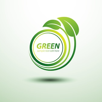 녹색 라벨