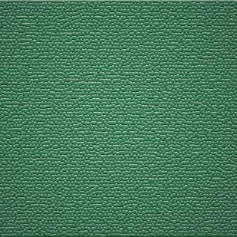 緑の革の質感の背景