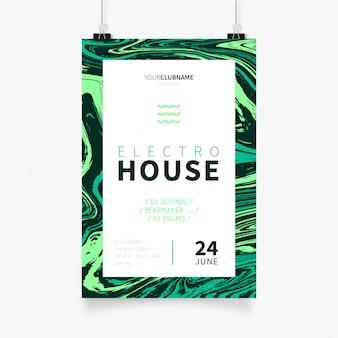 Green Music Festival Poster