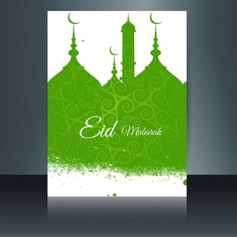 Eid mubarak volantino