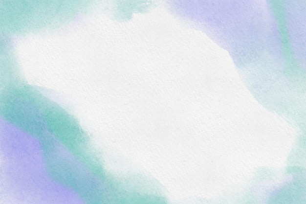Green and purple watercolor background
