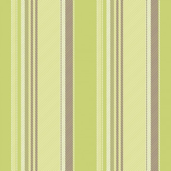 Green striped abstract lines seamless pattern