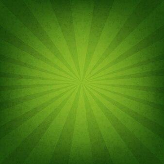 グリーンサンバースト