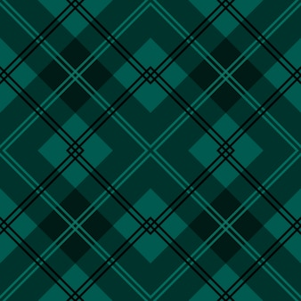 Green tartan striped colourful textile pattern