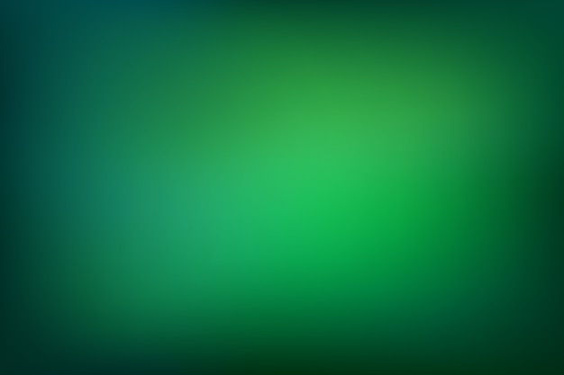 Green tones gradient background