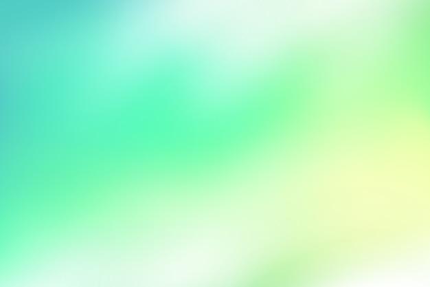 Green tones gradient background