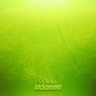 Green vector wallpaper