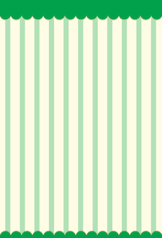 Green vertical stripes pattern background Free Vector