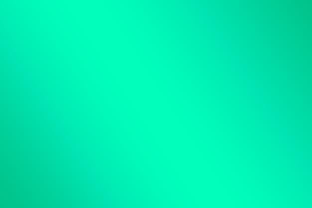 Green wallpaper in gradient